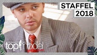 Die Models werden zu Männern & haben einen ganz besonderen Shooting-Partner | GNTM 2018 | ProSieben