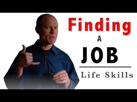 Finding A Job - Tap Into The