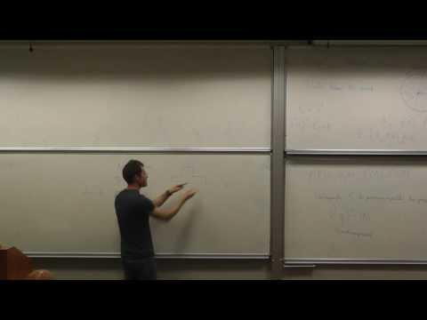 Koç Üniversitesi - Doğan Bilge - Banach Tarski Paradoksu