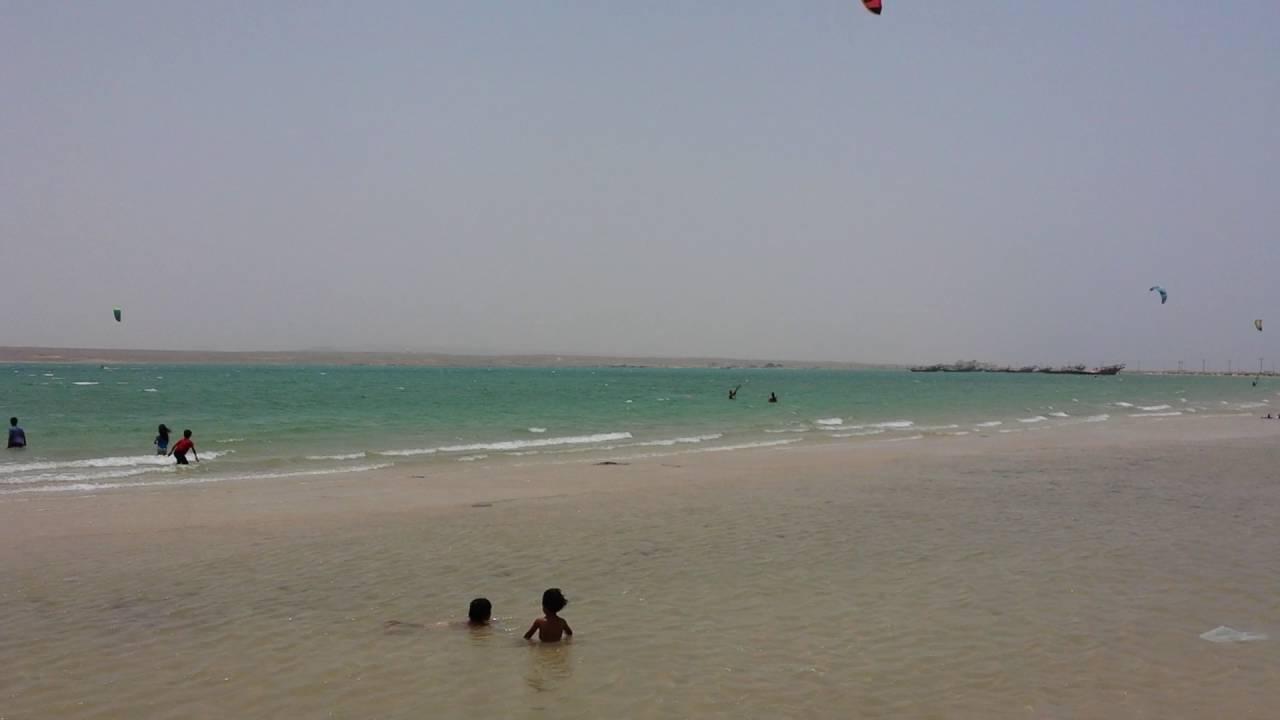 Ras Al Hadd Beach Oman Youtube