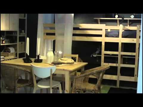 alexandre ikea petits espaces youtube. Black Bedroom Furniture Sets. Home Design Ideas
