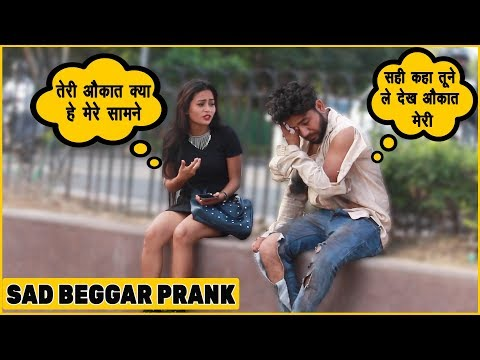 Rich Beggar Single Prank On Cute Girl😘❤️ | Prank Gone Wrong | RDS Production