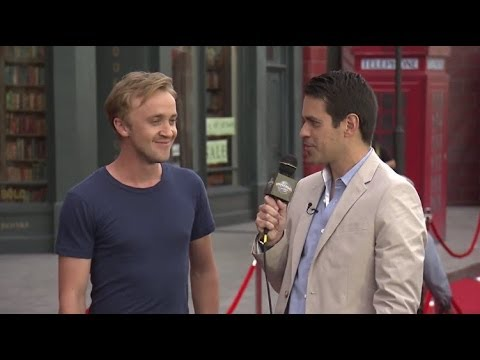Diagon Alley Preview Red Carpet Webcast - Replay