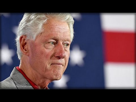 WHOA! LAST NIGHT THE FBI RELEASED A SECRET THAT WILL PUT BILL CLINTON IN JAIL TODAY