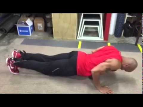 Shaun T explains How to Max Out in Insanity Max 30