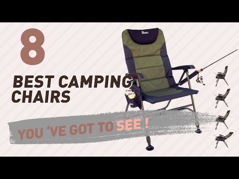 Earth Products Store Camping Chair Collection // New & Popular 2017