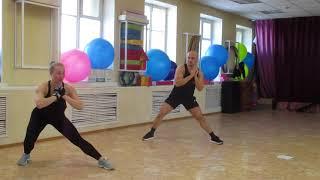 """Экзамен курса """"Фитнес инструктор групповых программ"""" #обучениеинструкторовпофитнесу"""