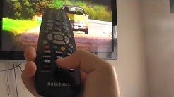 HDMI CEC Setup Samsung