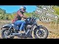 Harley Davidson Sportster Iron 883 | Prueba A Fondo
