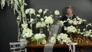 Bridal Show Success for Florists: Table Set Up