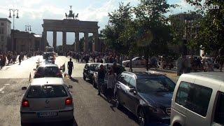 Friedensfahrt Berlin - Moskau, Tag 15: Die Fahrt von Warschau nach Berlin  (21.08.2016)