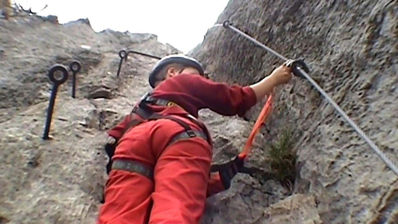 Klettersteig Colodri : Club fred´s klettersteige am gardasee: monte brione mit sentiero del
