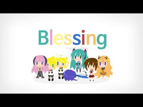 【VOCALOID STUDIO】【보컬로이드 마우스】【7P Vocaloids Collaboration】- 【2차창작】Blessing