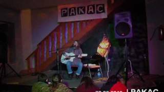 Imants Daksis - Es Novelku Drēbes  (Live @ PAKAC 20.02.2010.)