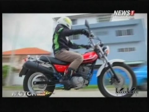 "Motoring ONAIR ช่วงที่3 Motoring Test Ride ซูซูกิ ""แวนแวน125"" ยาวใหญ่ไร้คู่แข่ง"