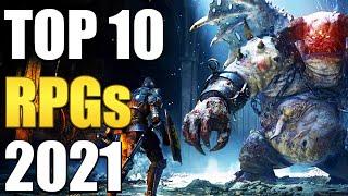 Top 10 RPGs Y๐u Should Play In 2021!
