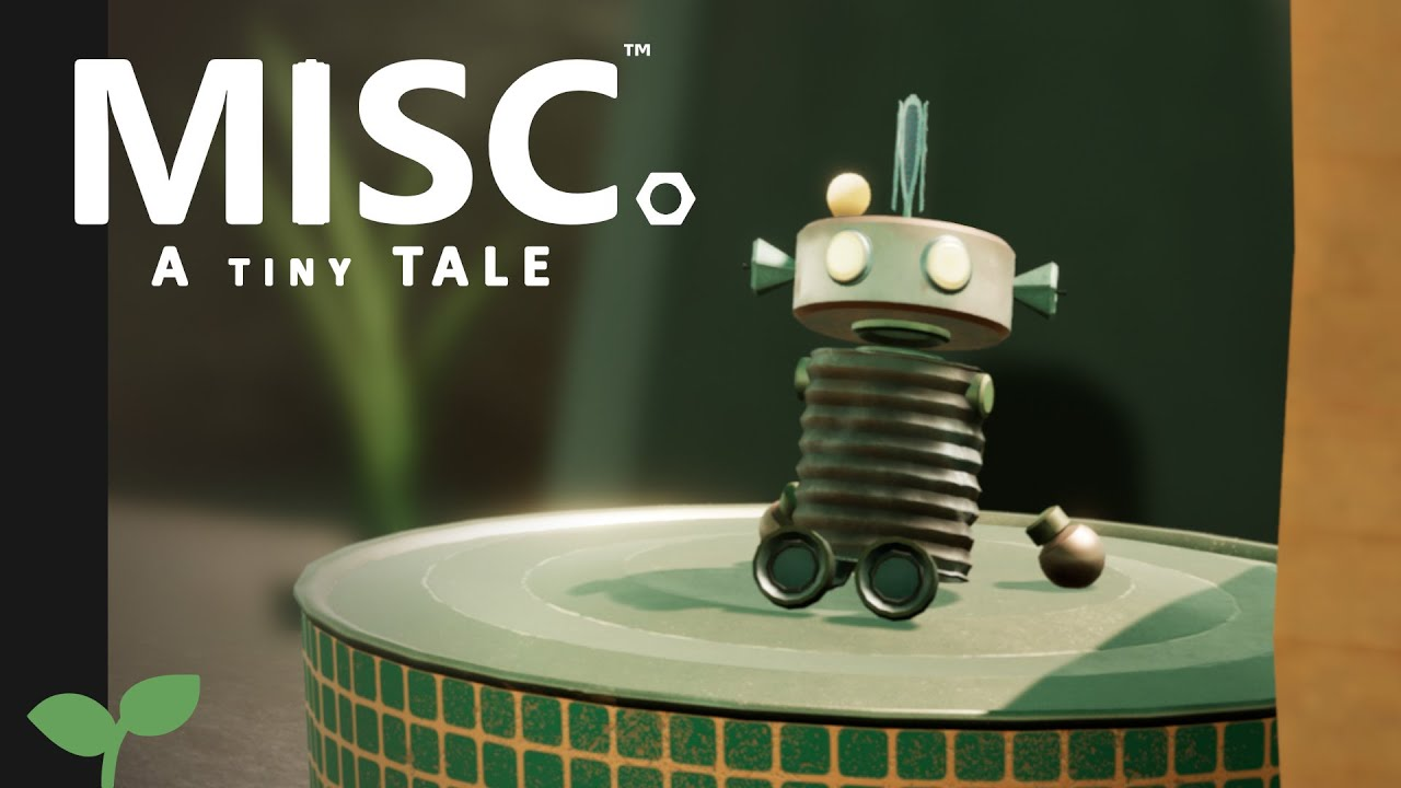 Misc. A Tiny Tale - Indie Game Trailer