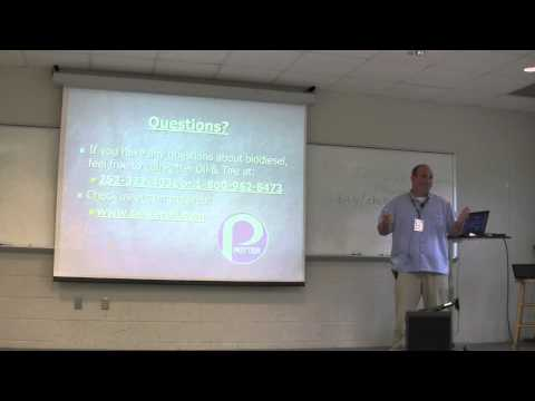 Brian Potter - Selling & Distributing Biodiesel - 2014 Collective Biodiesel Conference