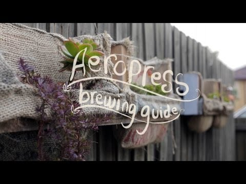 Aeropress - Brewing Guide