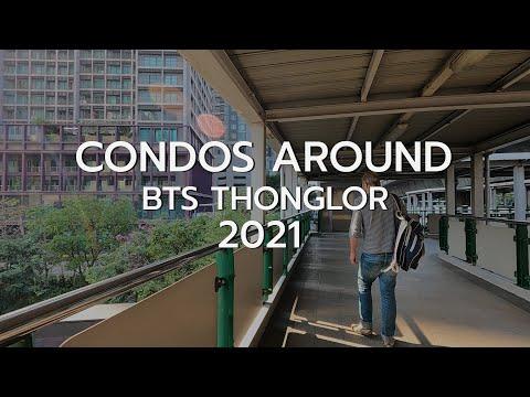 Condos around BTS Thonglor | คอนโดหรูติดถนนสุขุมวิท