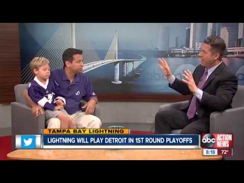 Lightning - WFTS TV 28 (ABC) 4-12-15