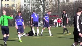 BSC Marzahn - Wartenberger SV (Kreisliga A, Staffel 2) - Spielszenen   SPREEKICK.TV