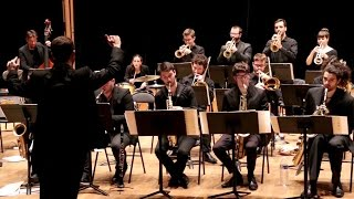 "Duke ELLINGTON ""Ad Lib on Nippon"" - Far East Suite 7/8 - Big Band Conservatoires de Paris"