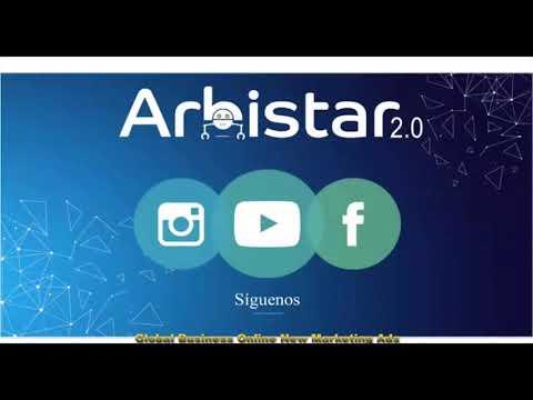 ARBISTAR 2 0 TRADING ARBITRAJE PRESENTACIÓN DEL NEGOCIO Y DEPOSITAMOS 360 € EN PLAN COMUNIDAD BOT