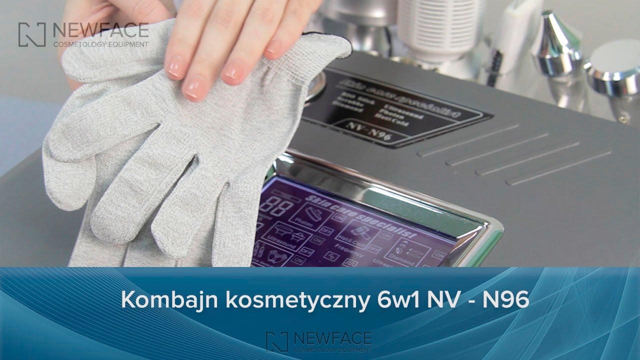 Kombajn kosmetyczny 6w1 NV-N96