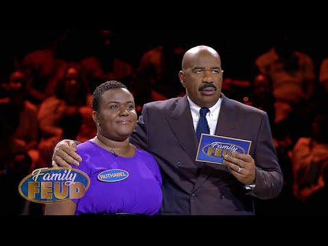 FAST MONEY BIG MONEY - $5000 is on the line here! | Family Feud Ghana
