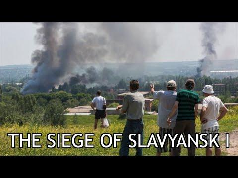 Roses Have Thorns (Part 12) The Siege of Slavyansk I