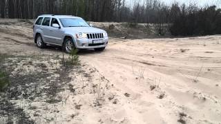 Jeep Grand Cherokee 3.0 CRD Overland Offroad