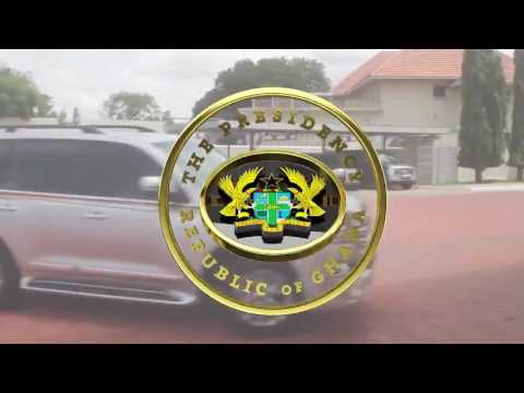 President Nana Akufo-Addo Meets Ex-Presidents Of Ghana