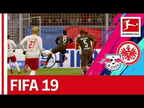 RB Leipzig vs. Eintracht Frankfurt - FIFA 19 Prediction With EA Sports