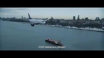 Sully - Uroteko Hudson-joella -elokuvan virallinen traileri