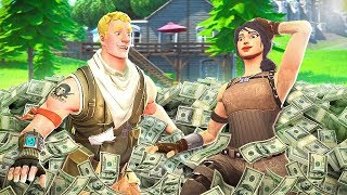 Money is the glue holding Fortnite together