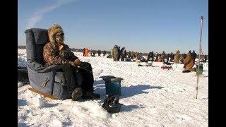 Зимняя рыбалка в Миннесоте. США - №41