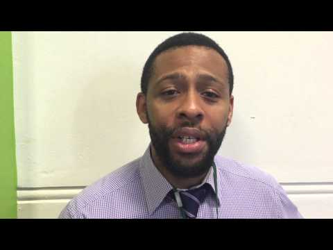 Errol Lawson - Teacher Testimonial George Salter Academy