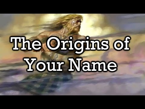 The Meaning Behind Your Name