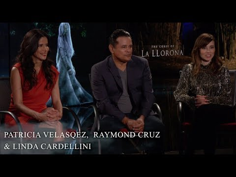 THE CURSE OF LA LLORONA (2019) Interviews and Warner Bros. Ghost Tour HD