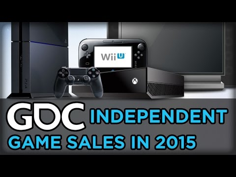 Independent Game Sales in 2015