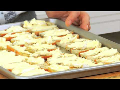How to Make Restaurant-Style Appetizers at Home, with Joey Altman   Pottery Barn