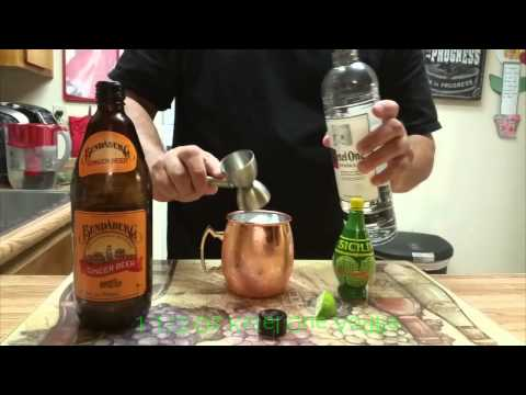 Moscow Mule Ketel One How To?