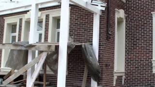 Отчет со стройки в Осинках (август 2015)(Краткий видео отчет со строительства дома в Энколово (август 2015) Строительство домов из газобетона, кирпич..., 2015-08-12T16:55:18.000Z)