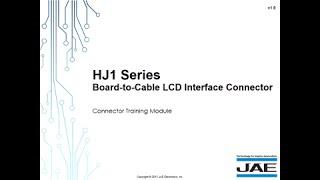 HJ1 CTM video