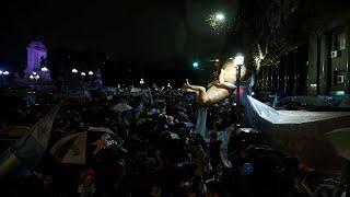 Argentina: el Senado rechaza la legalización del aborto