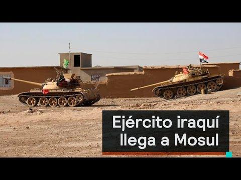 Mosul, la zona de guerra más importante del mundo - Despierta con Loret