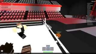 WWE Roblox the Sheild reunights