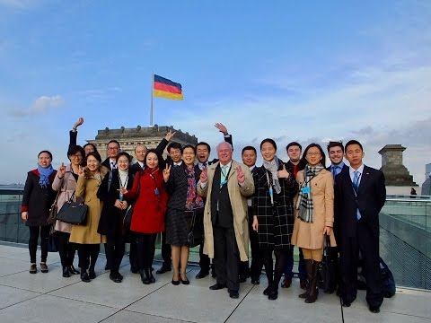 5th Executive Seminar for Diplomats from the People's Republic of China