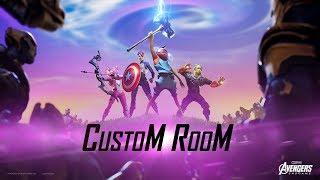 Gab fortnite Custom Lobby // Custom Code : fime